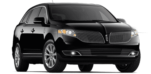 Black Lincoln MKT for Rental in NYC