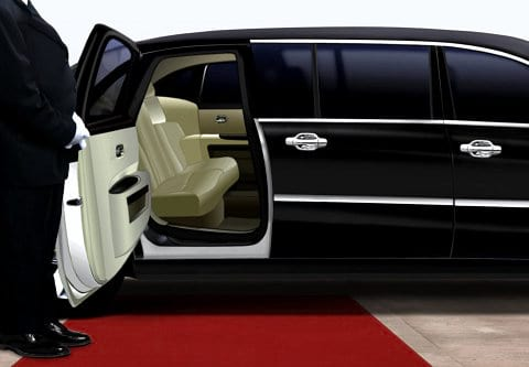 NYC Limo Chauffeured Service