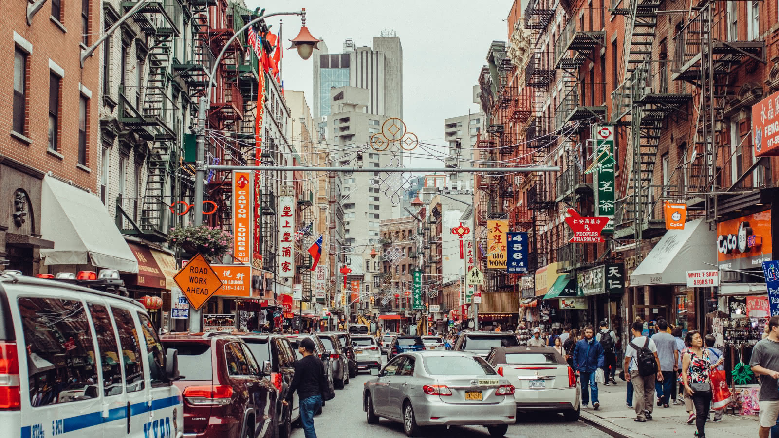 little italy and chinatown NYC