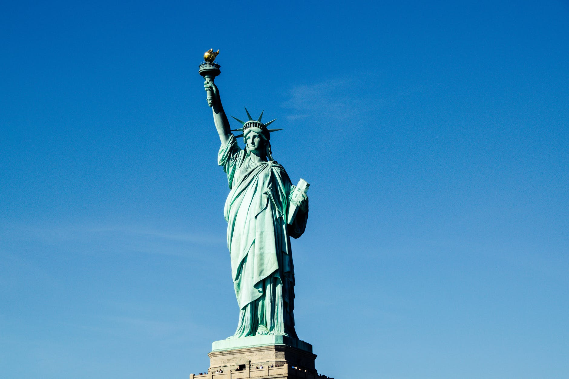 Statue of Liberty Limousine Sightseeing Tour