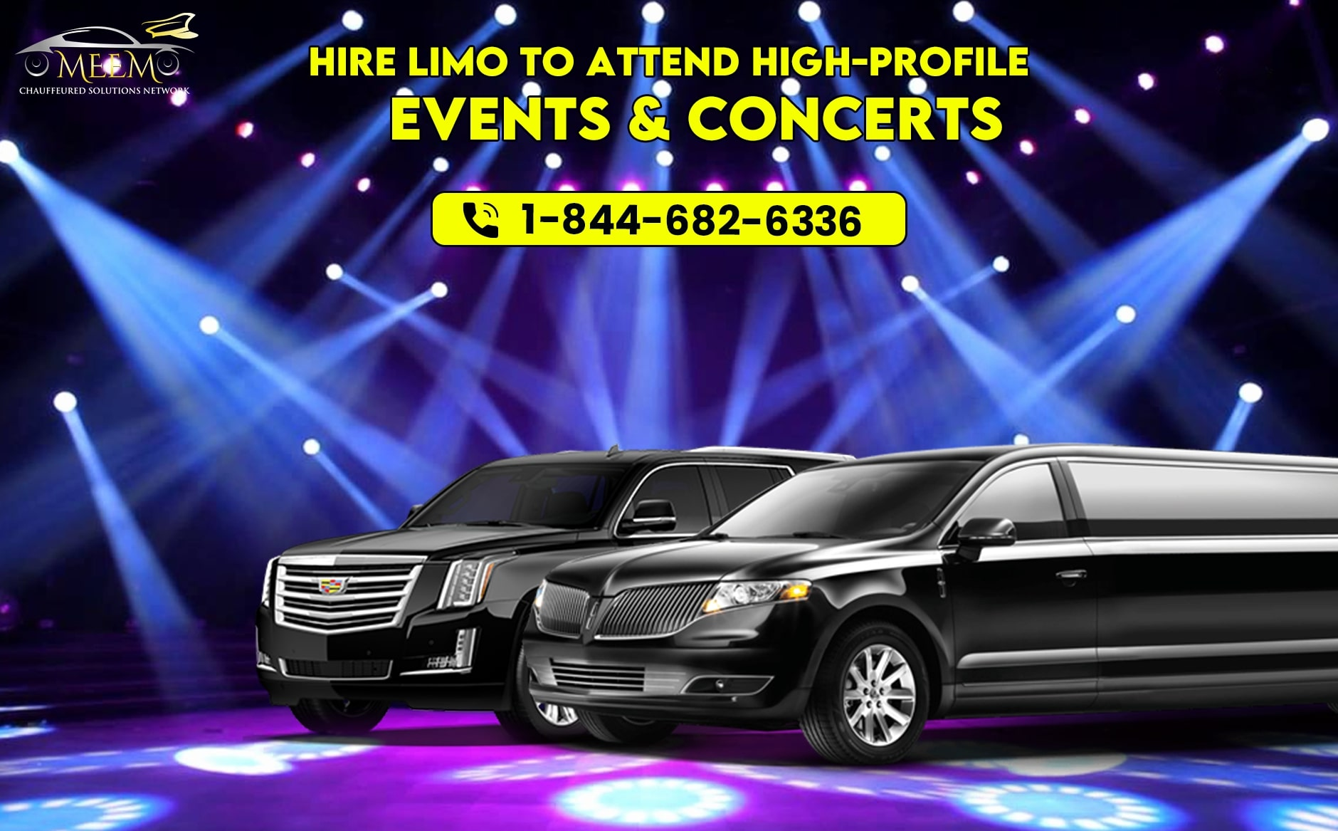 Hire Limo in NYC To Attend High-Profile Events