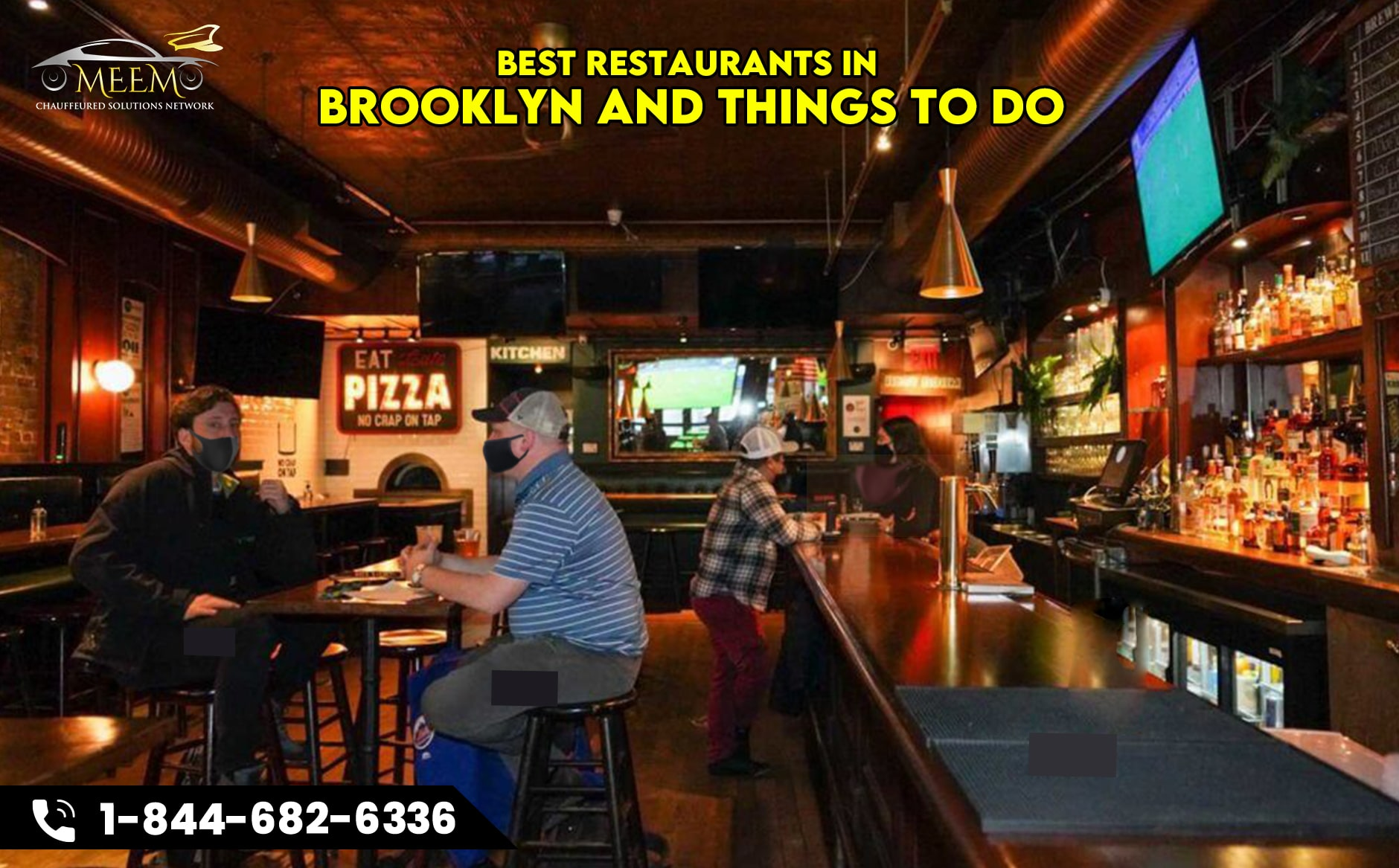 Best Restaurants in Brooklyn and Things to do