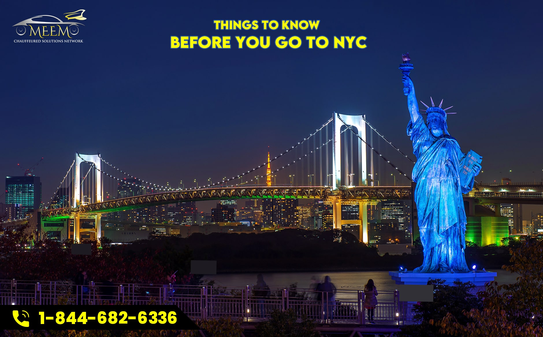 Things To Know Before You Go to NYC